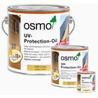 Osmo Buitenhout UV BeschermingsOlie (klik voor kleuren en opties)