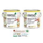 Osmo 3032 2X 2,5ltr Hardwax oil NOW SUPER ACTION !!