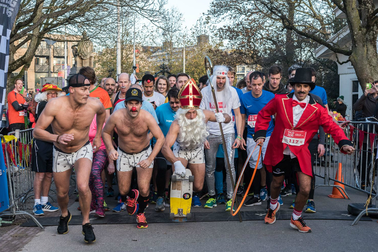 movember run amsterdam start 2015