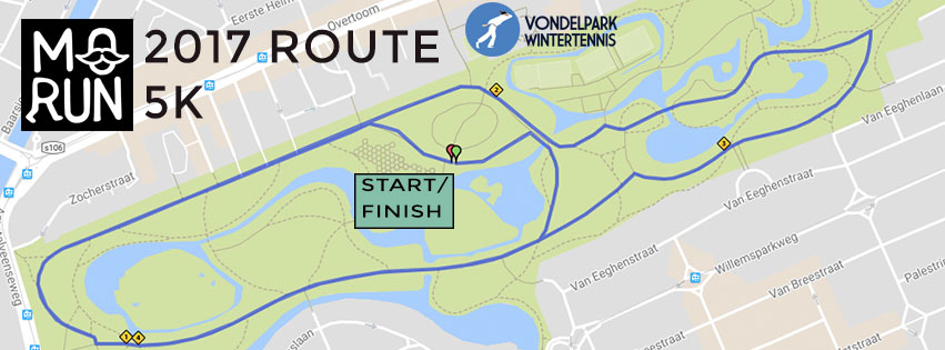 The Event Movember Run Amsterdam