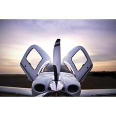 Flugzeug Reiniger / GFK Reiniger