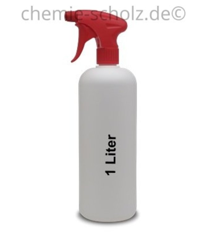 Fatzzo TT Zementschleierentferner 1 Liter Sprühflasche