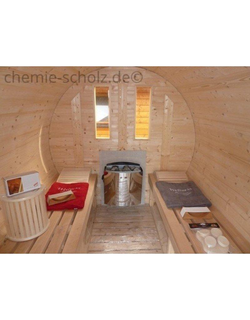 Fatzzo TT Sauna Aktiv Sauerstoff Rein 10L incl.Nachfüllflasche