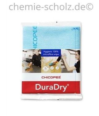 J-Cloth 3000 Dura Dry Reinigungstücher 34x40cm 5 Stück blau