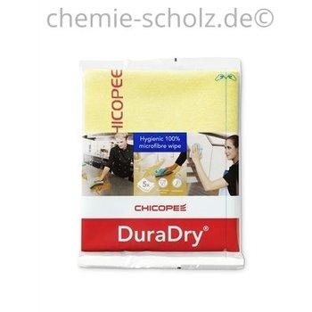 J-Cloth 3000 Dura Dry Reinigungstücher 34x40cm 5 Stück gelb
