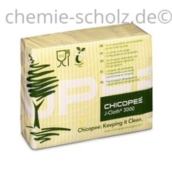 J-Cloth 3000 J-Cloth 3000 Reinigungstücher 43x32cm 50 Stück gelb