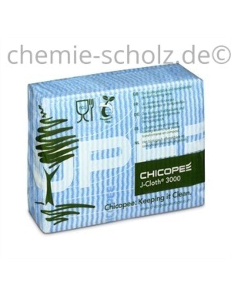 J-Cloth 3000 J-Cloth 3000 Reinigungstücher 43x32cm 50 Stück blau