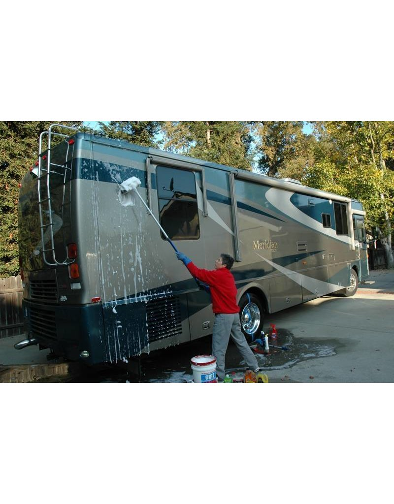 Fatzzo TT Campingreiniger - Wohnwagenreiniger - Caravan Reiniger 5 Liter