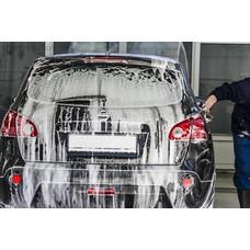 Fatzzo TT Autoshampoo 10 Liter Kanister + 1 Autoschwamm