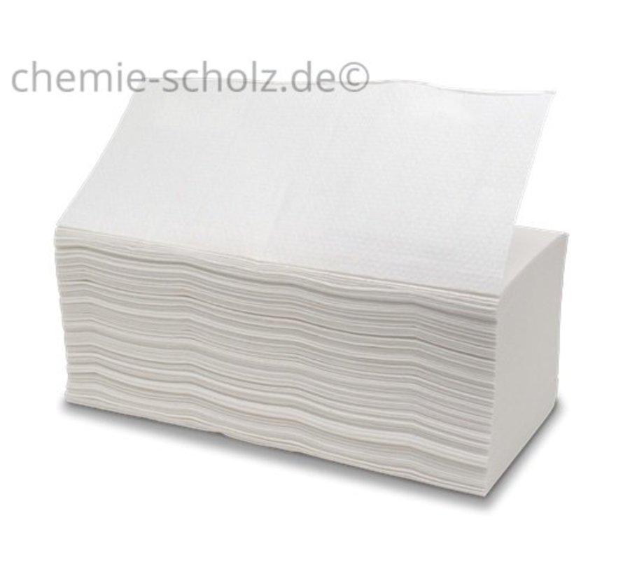 Papierhandtücher 25x23cm hochweiß 1lg 5000 Stück