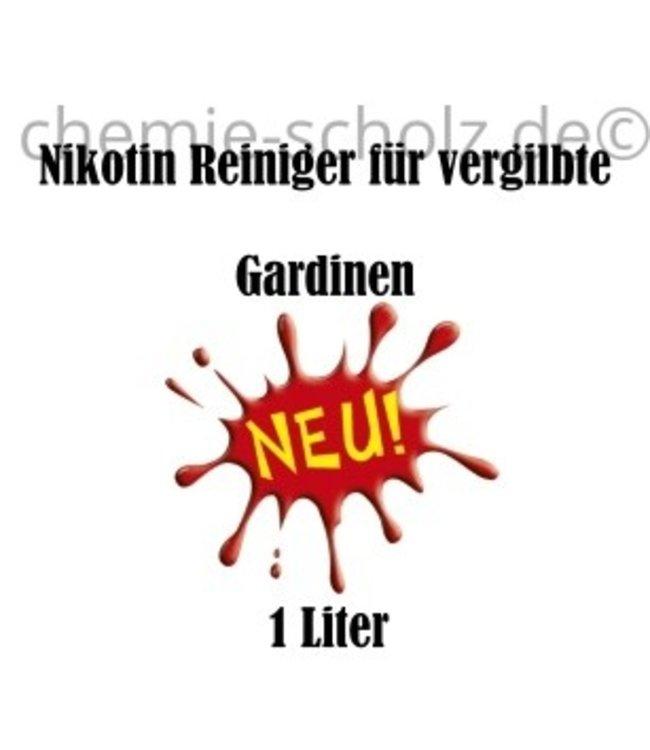 Fatzzo TT Nikotin Reiniger Fatzzo TT4409 für vergilbte Gardinen 1 Liter