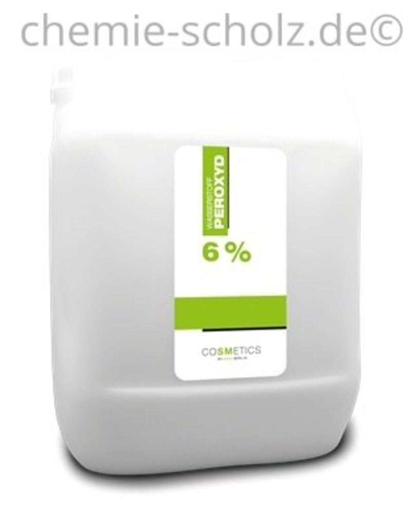 Fatzzo TT Wasserstoffperoxyd 6% 5 Liter