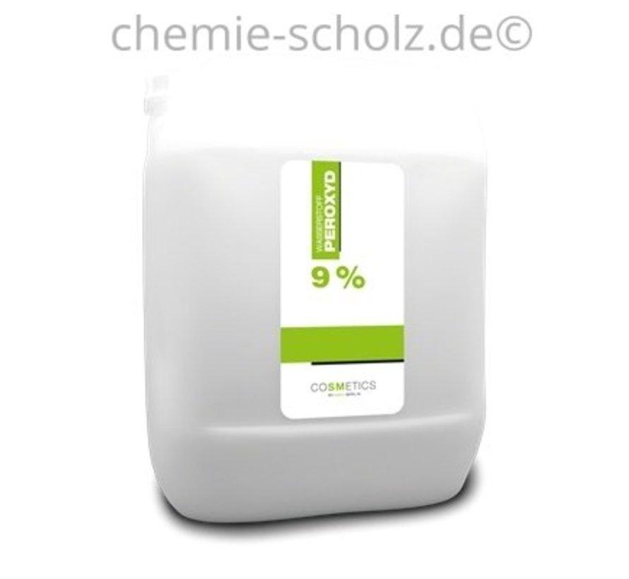 Wasserstoffperoxyd 9% 5 Liter