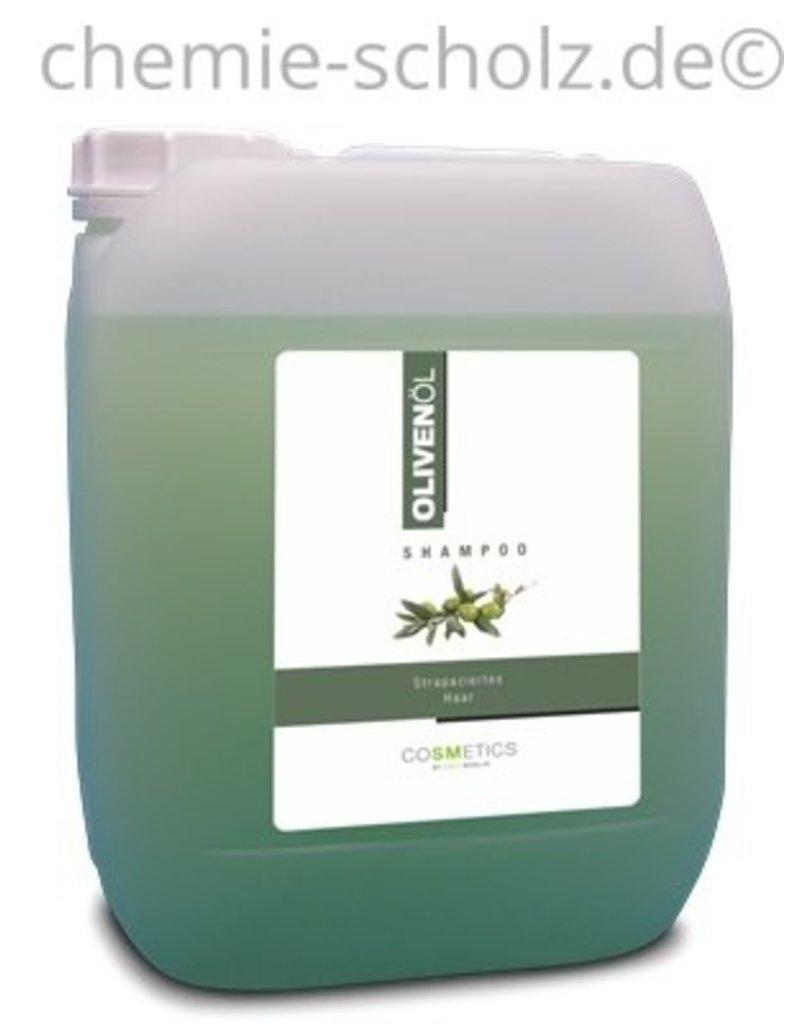 oliven shampoo 5 liter kanister spitzen klasse hg scholz. Black Bedroom Furniture Sets. Home Design Ideas