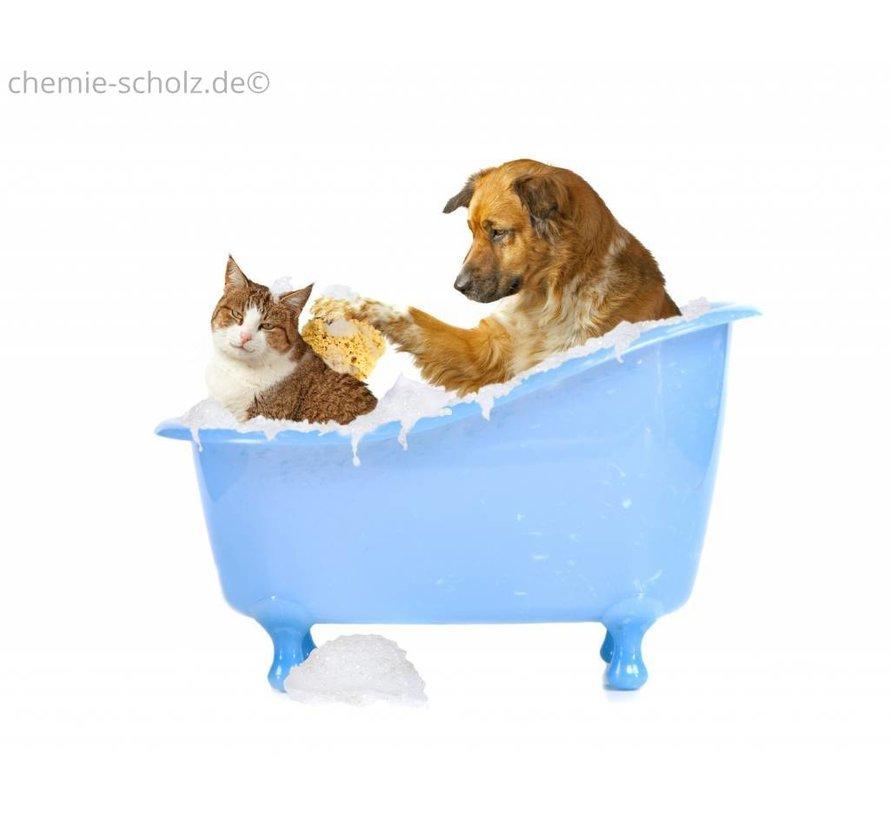 Hundespülung Samt weiß 5 Liter