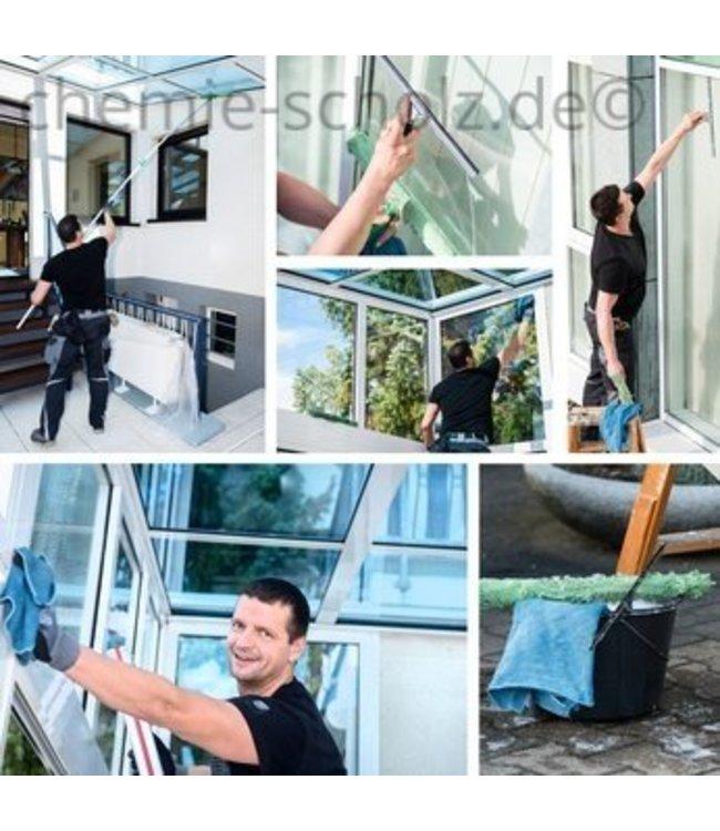 Fatzzo TT Fenster-Spiritus 10 L + 1 leere Sprühflasche