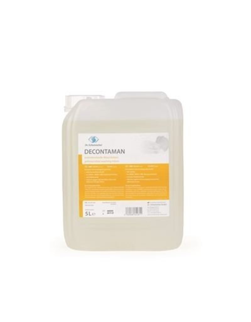 HACCP Decontaman antimikrobielle Waschlotion 5L