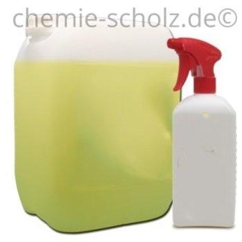 Fatzzo TT Kunststoffreiniger 5 Liter + 1 Leere Sprühflasche