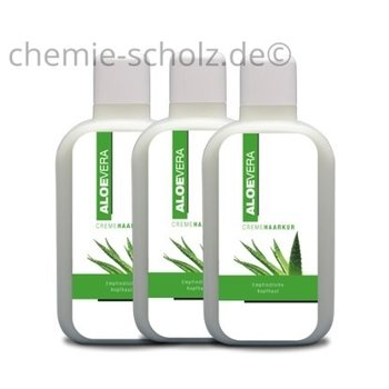 SCHOLZ COSMETIC Aloe Vera Creme Kur 3x1 Liter
