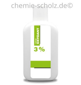 SCHOLZ COSMETIC Cremeoxydant 3% 1 Liter Flasche