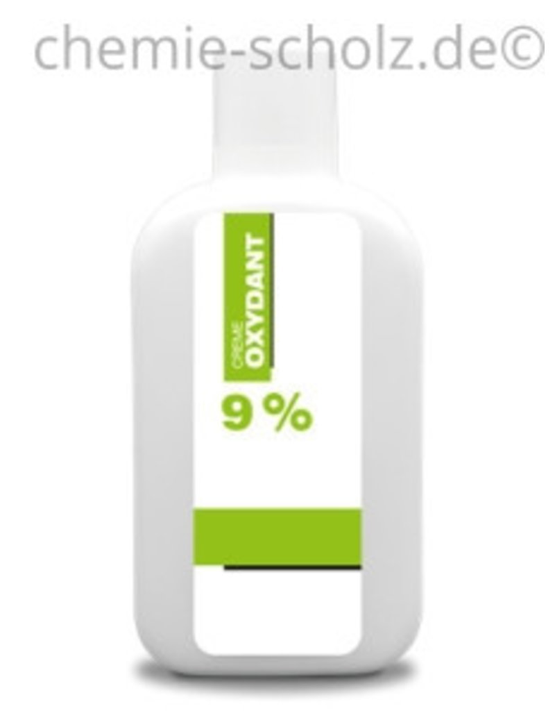 SCHOLZ COSMETIC Cremeoxydant 9% 1 Liter Flasche