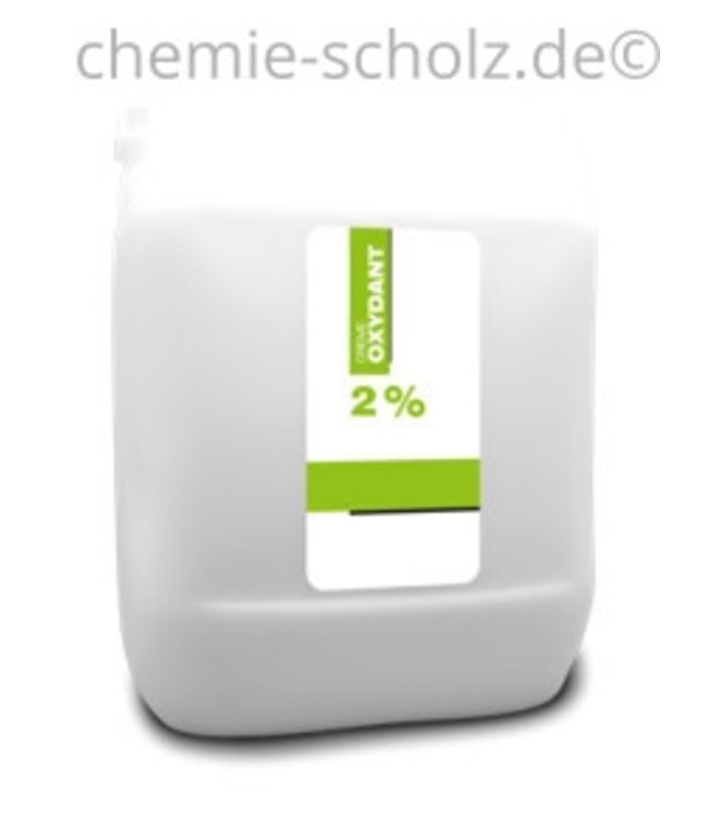 SCHOLZ COSMETIC Cremeoxydant 2% 5 Liter Kanister