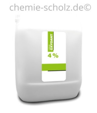 SCHOLZ COSMETIC Cremeoxydant 4% 5 Liter Kanister