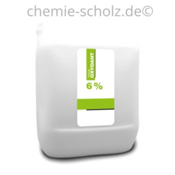 SCHOLZ COSMETIC Cremeoxydant 6% 5 Liter Kanister