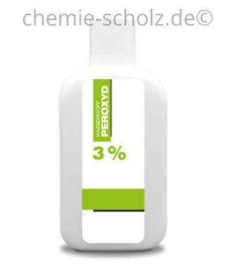 SCHOLZ COSMETIC Wasserstoffperoxyd 3% 1 Liter Flasche