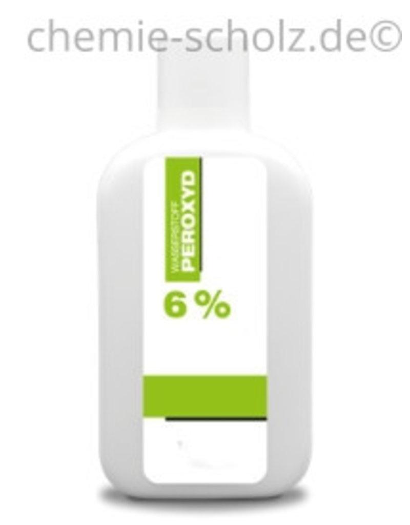 SCHOLZ COSMETIC Wasserstoffperoxyd 6% 1 Liter Flasche