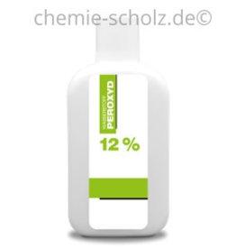SCHOLZ COSMETIC Wasserstoffperoxyd 12% 1 Liter Flasche