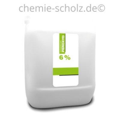 SCHOLZ COSMETIC Wasserstoffperoxyd 6% 5 Liter Kanister