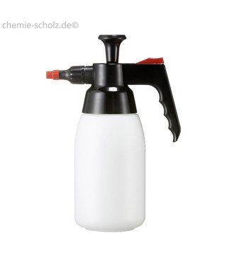Fatzzo TT Druckpumpzerstäuber 1 Liter Behälter PE-HD