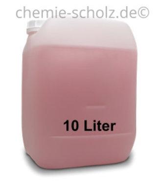 Fatzzo TT TANKREINIGER SAUER 10 Liter Kanister + 1 Auslaufhahn + 1 leere Sprühflasche