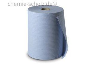 Fatzzo TT Putztuchrolle Jumbo blau 2 Lg.
