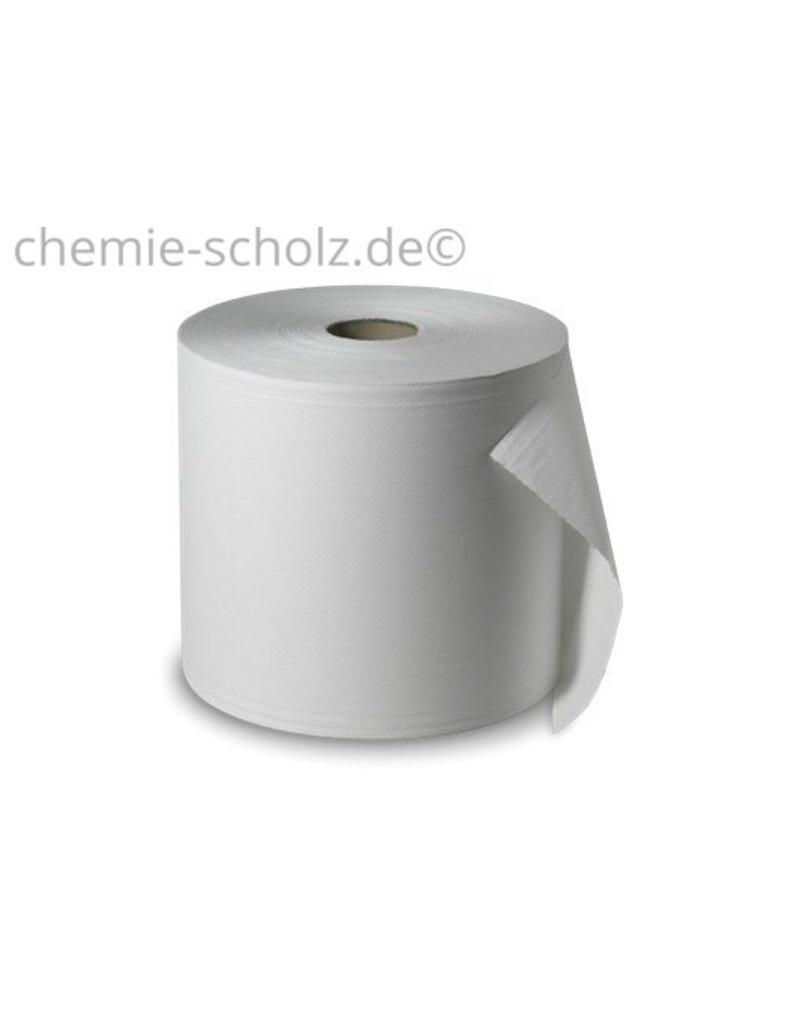 Fatzzo TT Putztuch Universalrollen Zellstoff weiß 6 Rollen - 300m pro Rolle