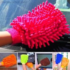 Fatzzo TT Chenille Mikrofaser einfach Premium Handschuh 1 Mal