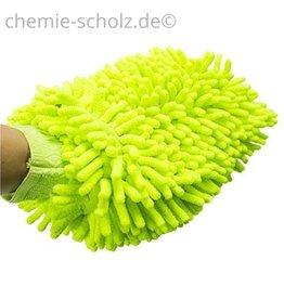 Fatzzo TT Chenille Mikrofaser doppelt Premium Handschuh 1 Mal