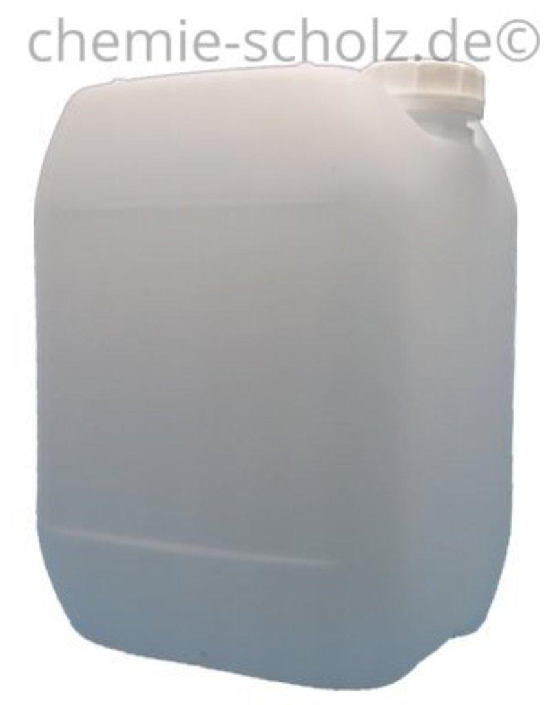 Fatzzo TT Kunststoff Kanister natur 10 Liter mit Schraubverschluss DIN 51
