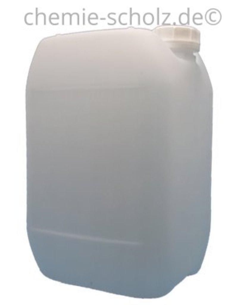 Fatzzo TT Kunststoff Kanister natur 25 Liter mit Schraubverschluss DIN 51