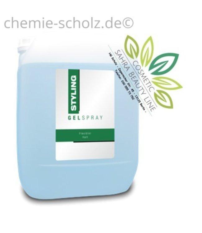 SCHOLZ COSMETIC Fixier Spray normaler Halt 5 Liter Kanister