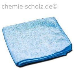Fatzzo TT Mikrofasertuch blau 40x40 cm.