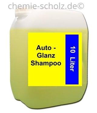 Fatzzo TT Auto Glanz Shampoo 2x10 Liter + 1 Autoschwamm + 5 Mikrofasertücher