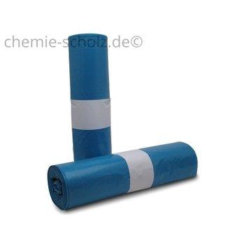 Fatzzo TT Müllbeutel 120L Typ 60 normal blau 25 Stück