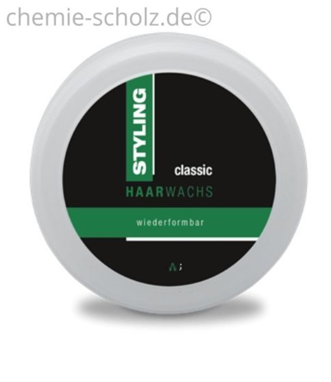 SCHOLZ COSMETIC Haarwachs Klassik glanzgebend 100 ml