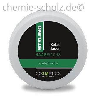 SCHOLZ COSMETIC Haarwachs Kokos Classic glanzgebend 100 ml