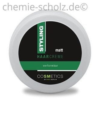 SCHOLZ COSMETIC Haarcreme matt 100 ml