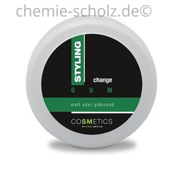"""SCHOLZ COSMETIC Styling Gum """"change"""" 100 ml"""
