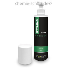 SCHOLZ COSMETIC Styling Haargel Liquid Effekt 150 ml
