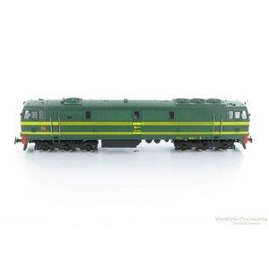 Electrotren Diesel 2001
